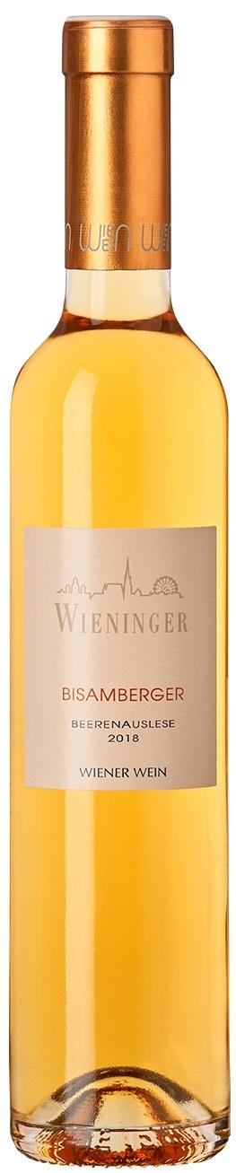 Traminer Bisamberg, süß, Wieninger 2011