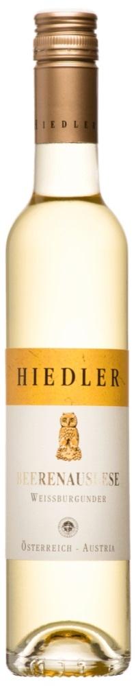 Weißburgunder Beerenauslese, Hiedler 2013