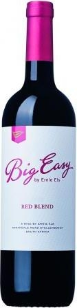 Ernie Els the big easy Red blend, Ernie Els 2017