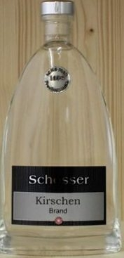 Schosser Kirschbrand, 0,5Lt Schosser