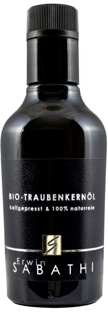 Traubenkernöl Sauvignon Blanc, BIO, Sabathi