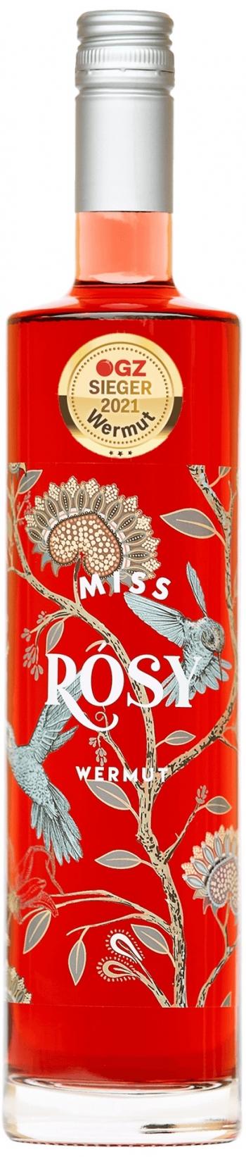 Miss Rosy Rose´ Wermut, Strohmaier