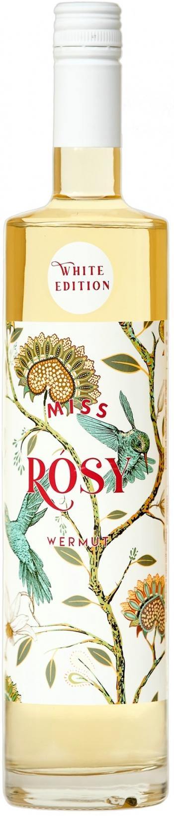 Miss Rosy Wermut Weiss, Strohmaier
