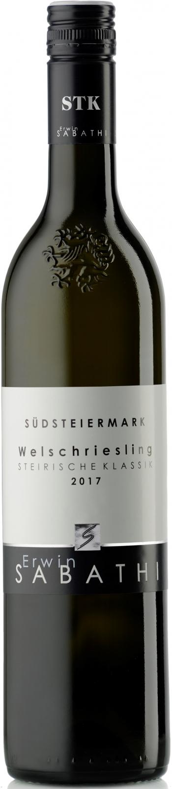 Welschriesling steir. Klassik Sabathi 2017