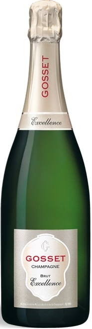 Champagne Gosset Brut Excellence Halbflasche