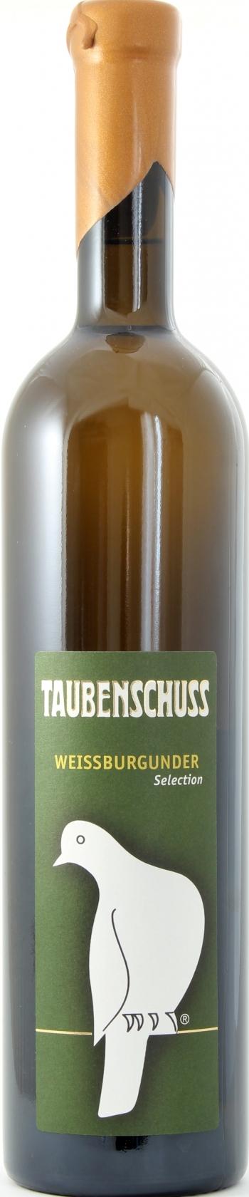 Weißburgunder Selection Taubenschuß 2013