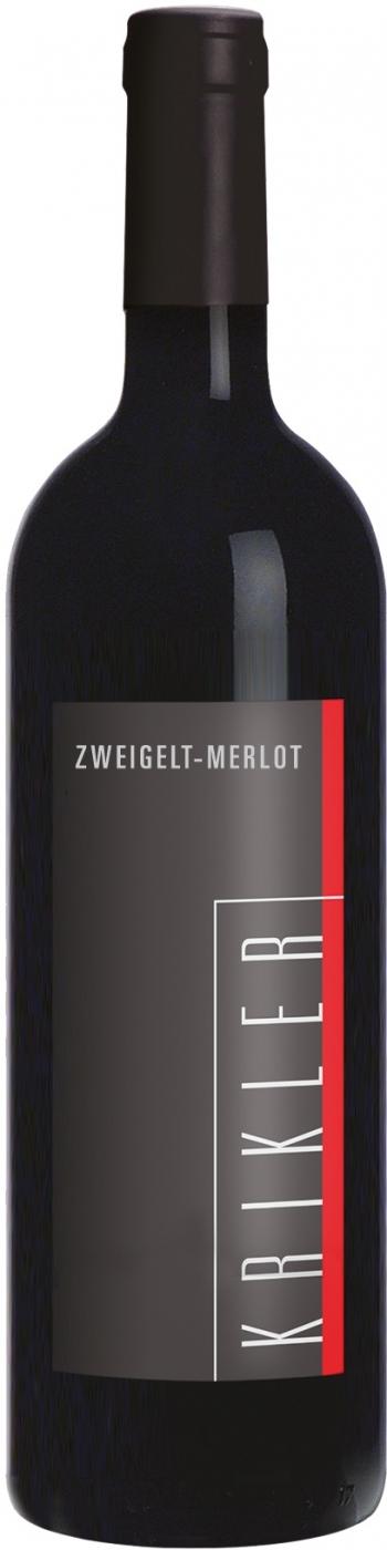 Zweigelt - Merlot, Krikler 2017