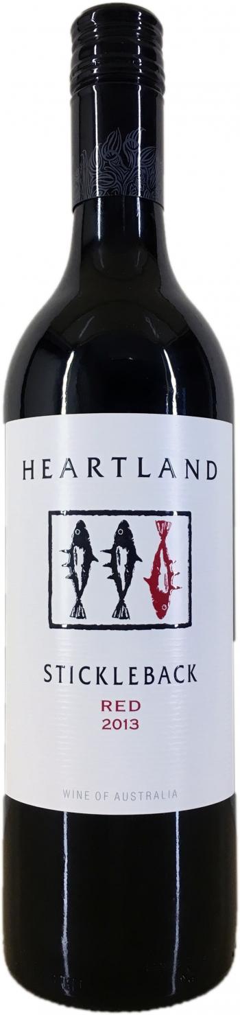 Stickleback red Heartland 2013