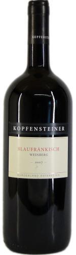 Blaufränkisch Weinberg Magnum, Kopfensteiner 2010