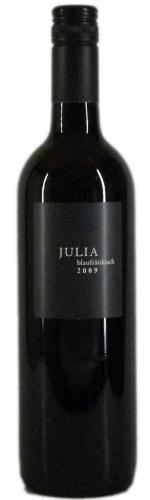 Blaufränkisch Julia BIO, Höpler 2012