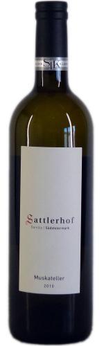 Muskateller Sernauberg, Sattlerhof 2012