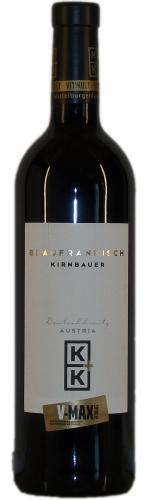 Blaufränkisch V-Max DAC Reserve, Kirnbauer 2009