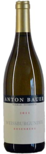 Pinot Blanc  Rosenberg, Bauer 2011