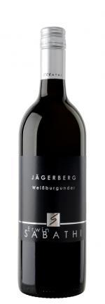 Weißburgunder Jägerberg, Sabathi 2017