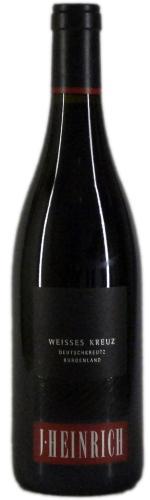 Pinot Noir Weisses Kreuz Heinrich 2008