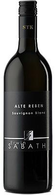 Sauvignon Blanc Alte Reben 6-er OHK, Sabathi 2015