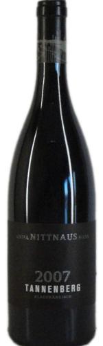 Blaufr�nkisch Tannenberg,Magnumflasche, Nittnaus 2011
