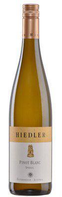 Pinot Blanc, Weißburgunder Spiegel, Hiedler 2015