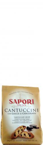 Cantuccini Gocce Cioccolato 250 g
