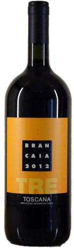 Brancaia TRE, Magnum, Brancaia 2012