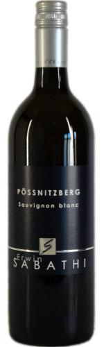 Sauvignon Blanc Pössnitzberg, Sabathi 2014