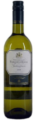 Sauvignon Blanc Rueda Marques d Riscal 2016