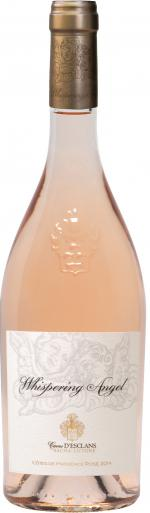 Whispering Angel Rose´ Cote de Prov., Chat. D`Esclans 2017