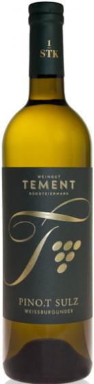 Pinot T. Sulz Wei�burgunder Erste Lage, Magnum, Tement 2012