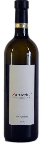 Sauvignon Blanc Sernauberg Erste StK Lage, Sattler 2016