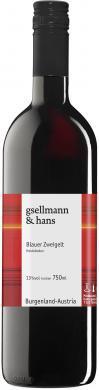 Zweigelt vom Heideboden 0,375 Gsellmann 2015