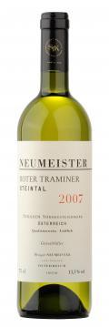 Roter Traminer Steintal, Neumeister 2006