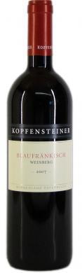 Blaufränkisch Weinberg DAC Reserve, Kopfensteiner 2012