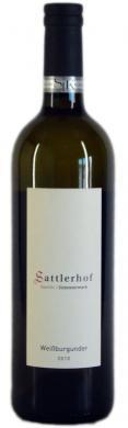 Gamlitzer Weißburgunder STK Sattler 2015