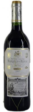 Rioja Marques de Riscal Reserva 2011