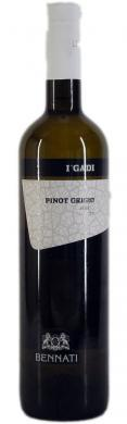Pinot Grigio I Gadi, Bennati Casa Vinicola 2020