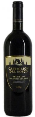 Brunello di Montalcino DOCG Cast. del Bosco 2004