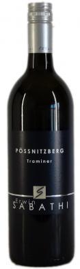 Traminer Pössnitzberg Sabathi 2008