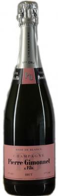 Rose´ de Blancs brut 1-er Cru Champagne, Gimonnet NV