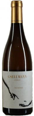 Traminer Landwein Bio Spiegel Orange-Wine, Gsellmann 2012