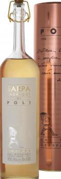 Poli Grappa Sarpa Oro Barrique NV