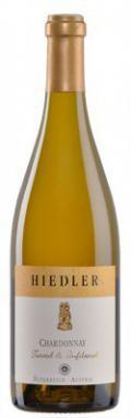 Chardonnay toasted & unfiltered, Hiedler 2014