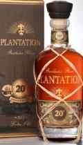 Plantation Barbados XO Rhum, 20th anniversary