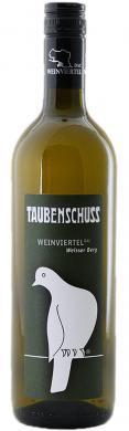 Grüner Veltliner Weißer Berg Weinviertel DAC, Taubenschuß 2015