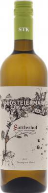 Sauvignon Blanc, Südsteiermark Regionswein, Sattler  2015